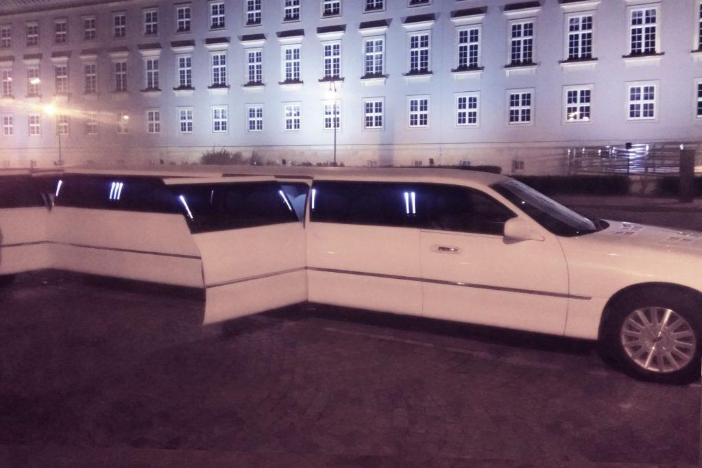 największa limuzyna wrocław
