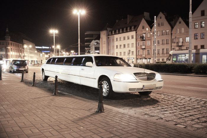 Najdłuższa limuzyna wrocław wynajem