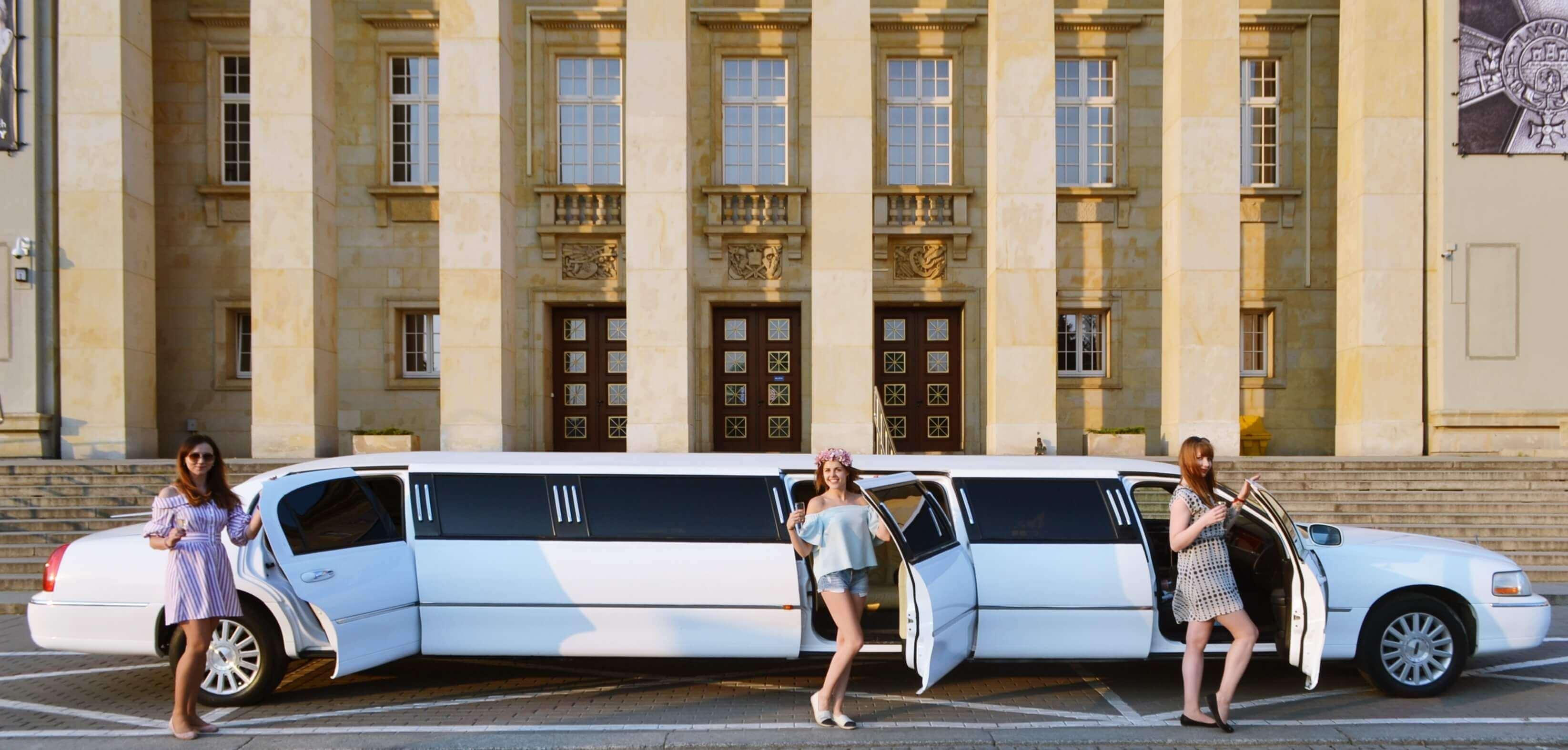 limuzyna panieński Wrocław